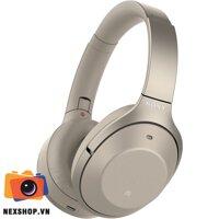 Tai nghe Sony WH-1000XM2 Khong day Chong on Hi-res | Chinh hang | Gold