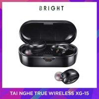 Tai Nghe True Wireless XG-15 Bluetooth 5.0 Sport Headphone - Hộp sạc 350mAh