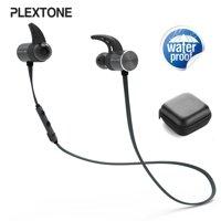 Tai nghe true Wireless Bluetooth Plextone BX343 tại nghe nhét tai không dây giá rẻ pin trâu siêu nhỏ nhẹ tặng kèm phụ kiện tay nghe gồm hộp đựng bộ núm sách hướng dẫn sử dụng kết nối tai nghe tiếng việt.