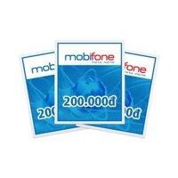 Tặng ngay thẻ cào Mobifone 200k
