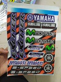 Tem Yamaha Exciter  Yamablue