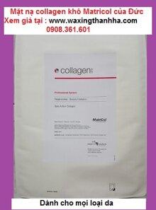 Mặt nạ dưỡng da Collagen Matricol Pure