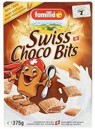 Ten San Pham: Ngu coc Swiss Choco bits