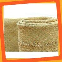 Thảm cỏ bàng cá nhân kèm túi đựng / Chiếu cỏ bàng / Thảm cỏ bàng 65cm x 180cm - Đồ Gia Dụng Tre