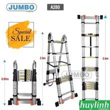 Thang nhôm Jumbo A280