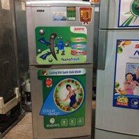 Thanh li Tủ Lạnh Sanyo 120l qua sử dụng bảo hành 1 năm