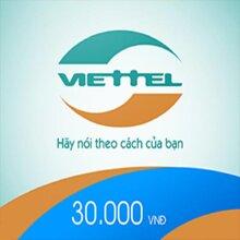 Thẻ cào Viettel mệnh giá 100.000 đồng