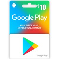 Thẻ Google Play 10$