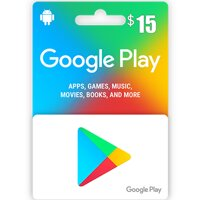 Thẻ Google Play 15$