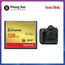Thẻ nhớ CF Sandisk Extreme 128GB 120MB/s - SDCFXSB-128G-G46