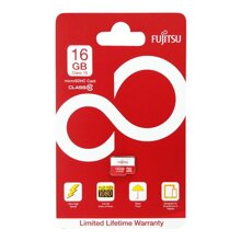 Thẻ nhớ MicroSD 16GB FUJITSU