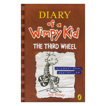 Diary Of A Wimpy Kid 7 - The Third Wheel