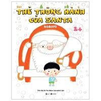 Thẻ Thông Hành Của Santa (2+)
