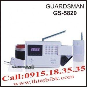 Thiết bị báo động Guardsman GS-5820