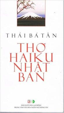 Thơ Haiku Nhật Bản - Thái Bá Tân