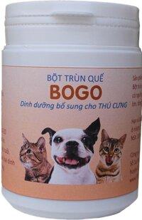 Thức ăn bổ sung cho chó mèo giúp ăn ngon miệng BOGO hủ 50 gam
