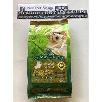 Thức Ăn Cho Chó Con Classic Pets Puppy Vị Sữa