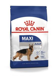 Thức ăn cho chó Royal Canin Maxi Adult - 10kg, dành cho chó từ 26-44kg và trên 15 tháng tuổi