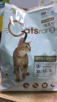 Thức ăn cho mèo Catsrang 2kg