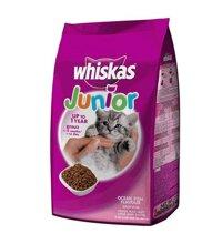Thức ăn cho mèo con whiskas junior 1.1kg