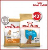 Thức ăn Hạt Cao Cấp dành riêng cho CHÓ POODLE. Royal Canin Poodle Puppy. Sản phẩm của Pháp. 1kg5/ túi.
