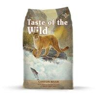 Thức Ăn Hạt Cho Mèo Vị Cá Hồi Xông Khói Taste Of Wild Tow2594 2kg