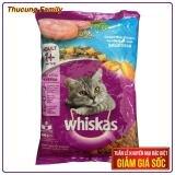 Thức ăn hạt cho Mèo Whiskas Adult 400g- sản phẩm của Thái Lan.