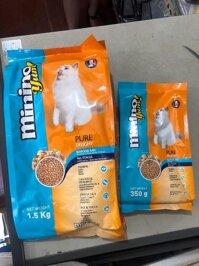 Thức ăn Hạt Minino Yum Cho Mèo Mọi Lứa Tuổi