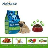 Thức Ăn KHô Cho Chó Con Khỏe Mạnh Nutrience Original - Thịt Gà. Rau Củ Và Trái Cây Tự Nhiên