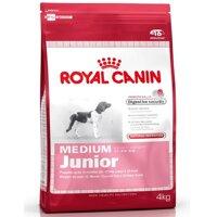 Thức ăn khô cho chó Royal Canin Medium Junior 4kg