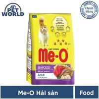 Thức ăn khô cho mèo Me-O - vị Hải Sản - Dạng túi 1.2kg
