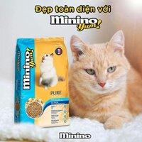 Thức ăn mèo Minino Yum dành cho mèo mọi lứa tuổi