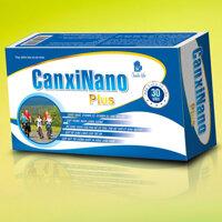 Thực phẩm Canxi Nano Plus bổ sung dinh dưỡng cho người lớn