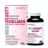 Thực phẩm chức năng làm đẹp da, chống lão hóa megabeauty collagen