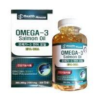 Thuc pham chuc nang Vien dau ca hoi Omega-3 Salmon Oil Health House Han Quoc