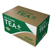 Thùng 24 Chai Trà Ô Long Tea Plus 350ml  Chai