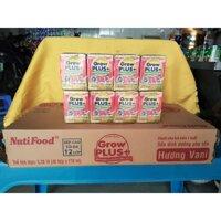 Thùng sữa Grow Plus+ đỏ 110ml 48 hộp