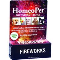 Thuốc an thần cho chó mèo HomeoPet Anxiety TFLN Dog, Cat, Bird & Small Animal Supplement