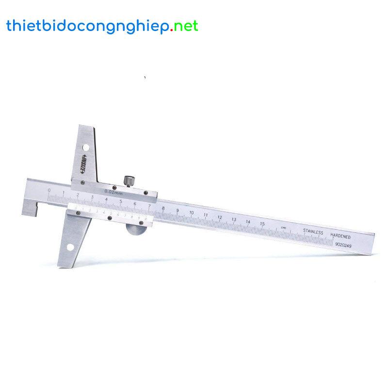 Thước đo chiều sâu INSIZE 1248-2001