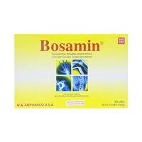 Thuốc xương khớp Bosamin Glucosamine sulfate 500mg, Hộp 6 vỉ x 15 viên
