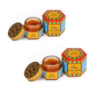 Tiger Balm Red 194g - Singapore - Combo 2 chai