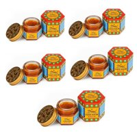 Tiger Balm Red 194g - Singapore - Combo 5 chai