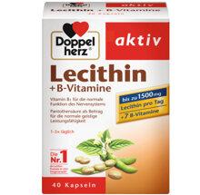 Tinh chất mầm đậu nành Lecithin Doppel herz