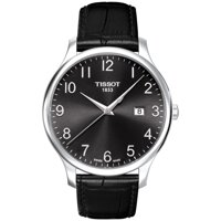 Tissot T-Classic T063.610.16.052.00 Tradition Black Dial Leather 42mm
