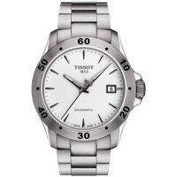Tissot T-Sport T106.407.11.031.01 V8 Swissmatic White Dial 42mm