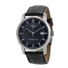 Đồng hồ Automatic với công nghệ Powermatic 80, giúp cho đồng hồ có khả năng dự trữ năng lượng và hoạt động bình thường trong suốt 80 giờ khi người sử dụng không đeo. T087.407.46.057.00