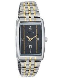 Đồng hồ nam Titan 1560BM02