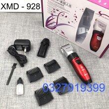 Tông đơ cao cấp khỏe và chạy êm XIUMEIDA XMD-928