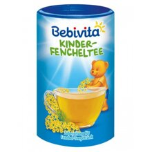 Trà cốm hòa tan hoa cúc, thì là Bebivita - hộp 200g