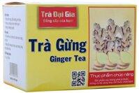 Tra gung Dai Gia tui loc hop 300g (20 goi)